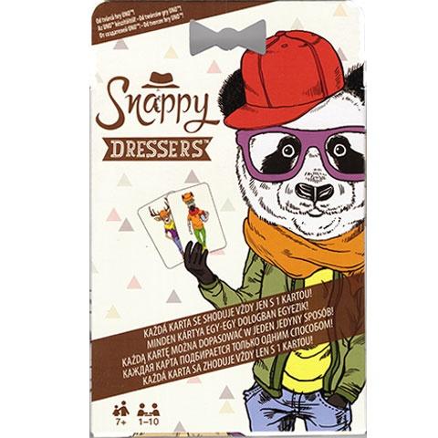 Mattel Snappy Dressers kaartspel 10 spellen