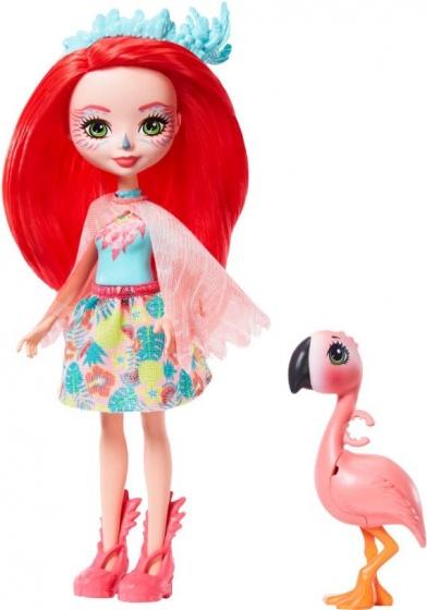 Mattel tienerpop Fanci Flamingo & Swash 15 cm