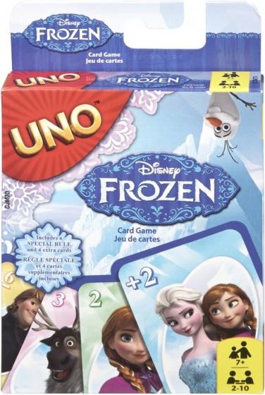 Mattel UNO Frozen kaartspel
