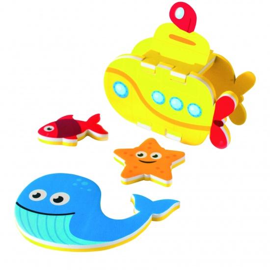 Meadow Kids Bad Build And Play Onderzeeboot