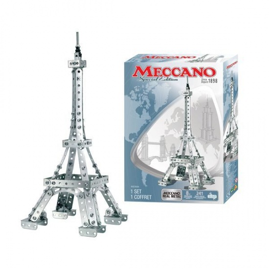 Meccano Eiffeltoren 241 Delig