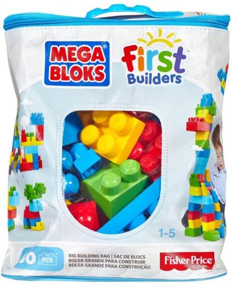 Mega Bloks blokken First Builders jongens 60 delig
