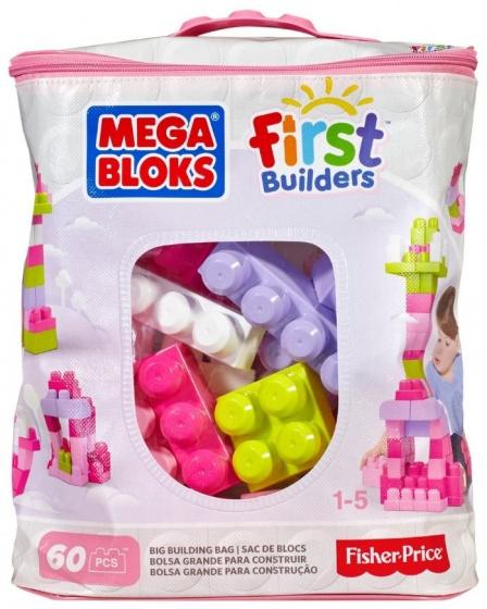 Mega Bloks blokken First Builders meisjes 60 delig