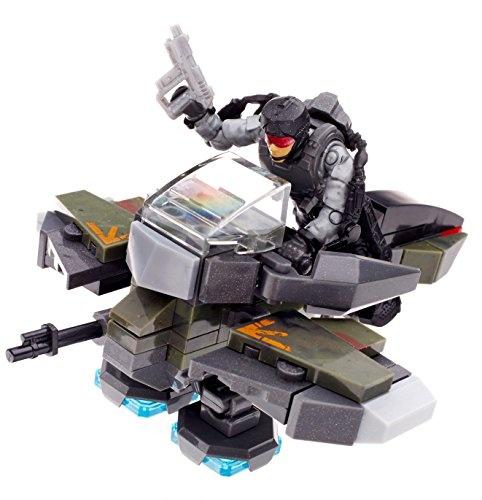 Mega Bloks Bouwpakket Hoverbike Raid Call of Duty 92 stuks