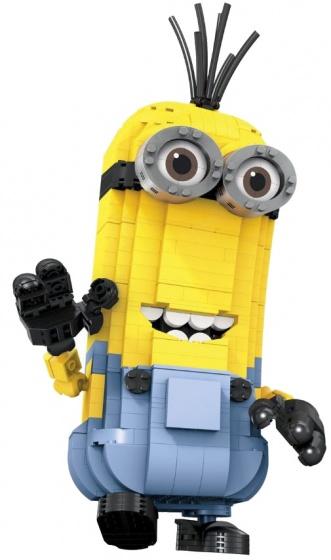 Mega Bloks bouwpakket Minion Kevin 776 delig
