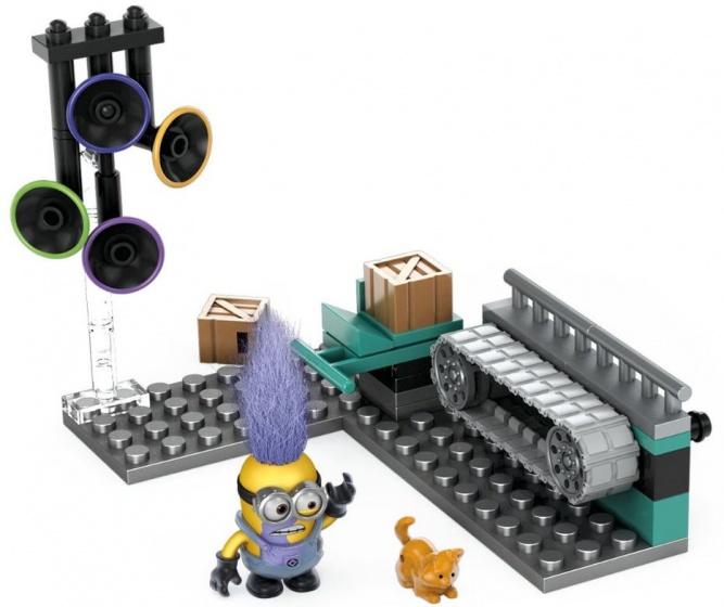 Mega Bloks Minions Postkamer Mania 59 delig junior