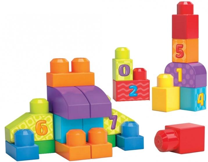 Mega Bloks tel blokkenspel First Builders junior 20 delig
