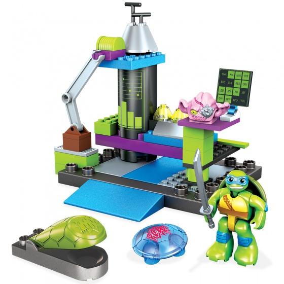 Mega Bloks Turtles fabriek battle jongens 56 delig