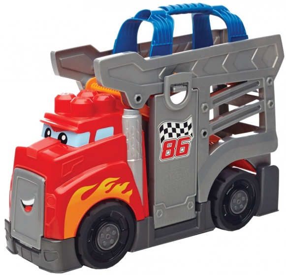 Mega Bloks vrachtwagen Smash 'n Crash Rig jongens