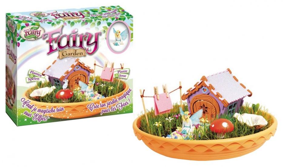 Megableu My Fairy Garden Belle 15 delig