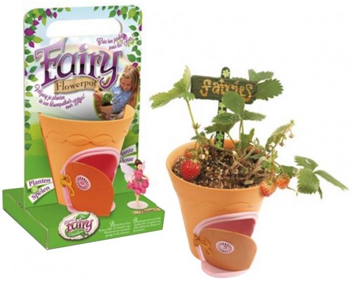 Megableu My Fairy Garden Flowerpot