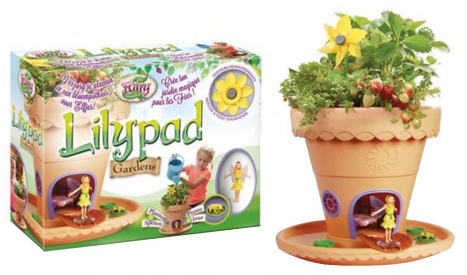 Megableu My Fairy Garden Lilypad 9 delig