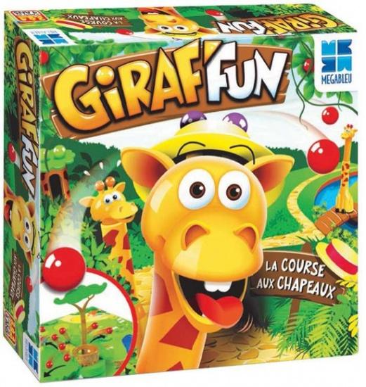 Megableu Giraf Fun Kinderbordspel