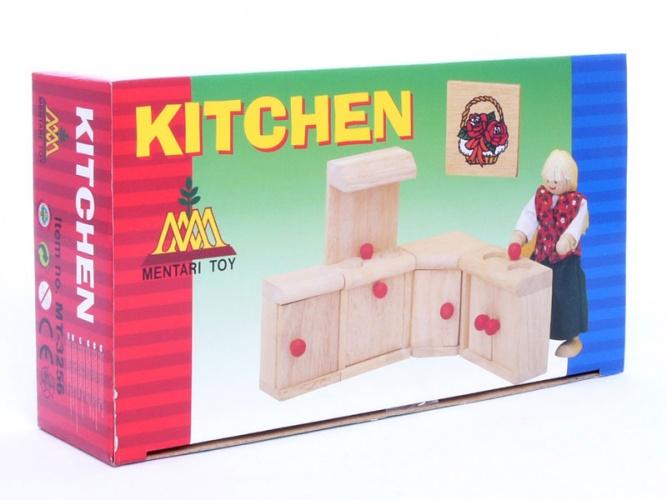 Houten Keuken Deluxe : Speelgoedwinkel Vdm Houten Keuken Deluxe Euro Manie