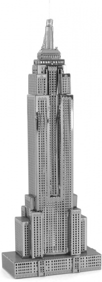 Metal Earth bouwpakket Iconix Empire State Building