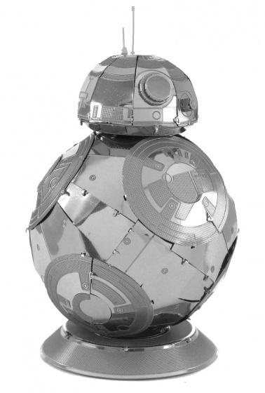 Metal Earth bouwpakket Star Wars BB8 4,7 cm
