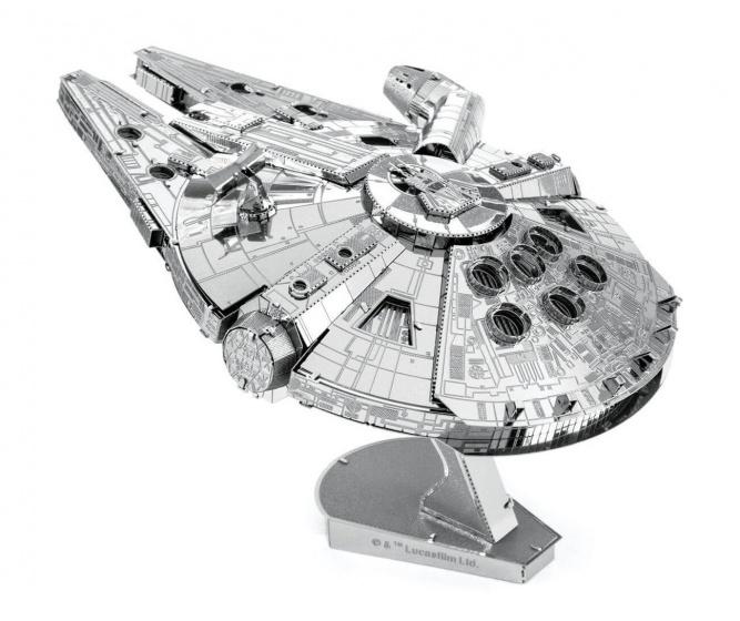 Metal Earth bouwpakket Star Wars Millenium Falcon