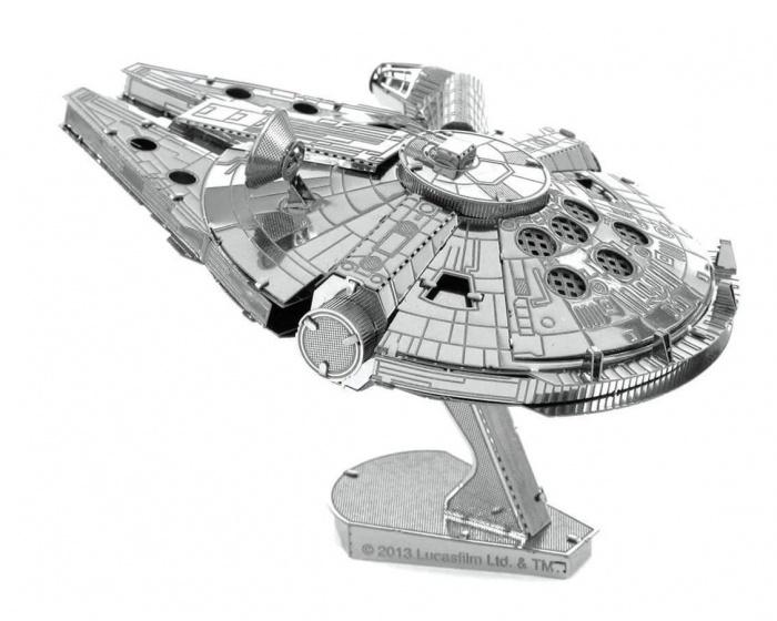 Metal Earth bouwpakket Star Wars Millennium Falcon