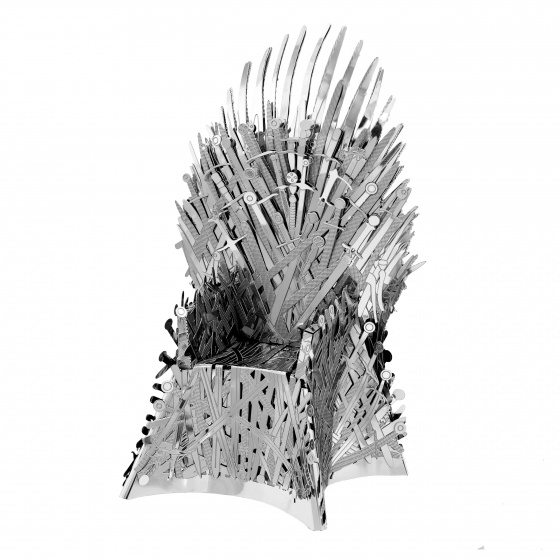 Metal Earth Game of Thrones: Iron Throne 11 cm