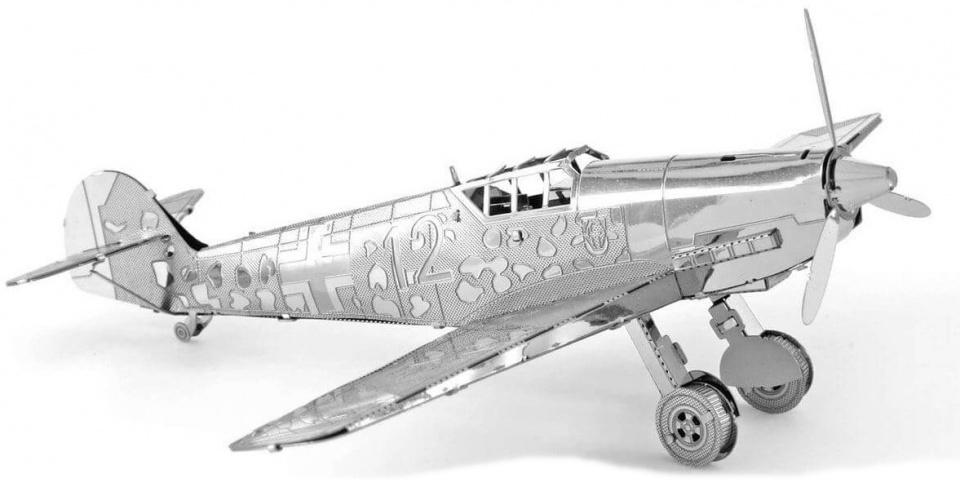 Metal Earth Messerschmitt Bf 109 modelbouwset
