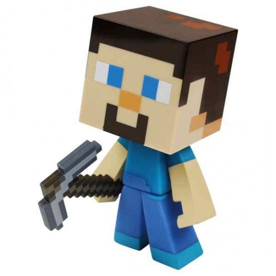 Spin Master Minecraft Steve actiefiguur kunststof 16 cm