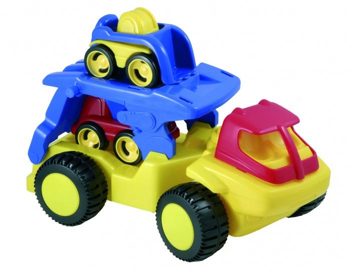 Miniland Autotransporter 46 X 30 X 27 cm