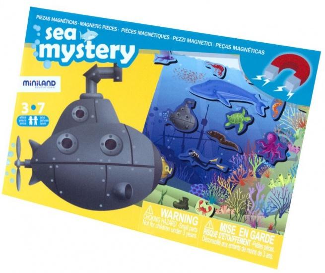 Miniland magneetspel Mystery 20 delig