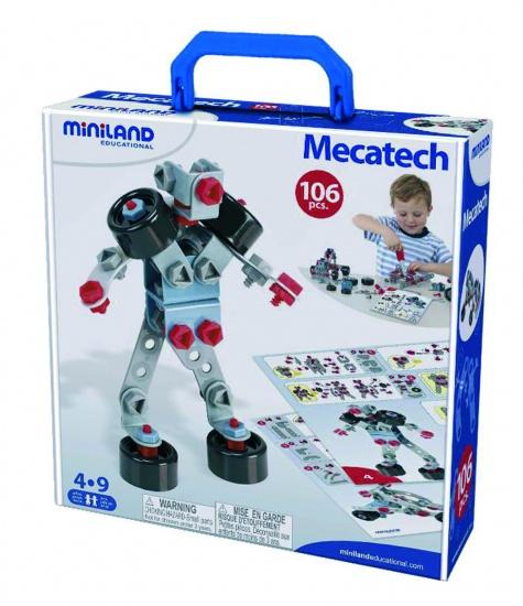 Miniland Mecatech Bouwset 106 Delig