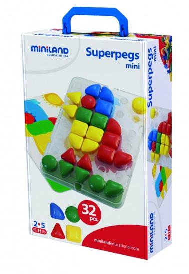 Miniland Superpegs Mini 36mm