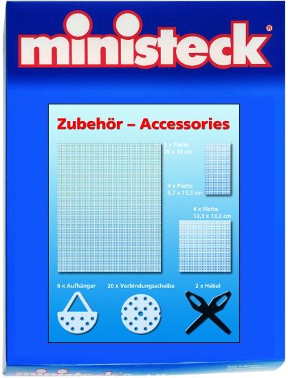 Ministeck accessoires aanvuldoos 38 delig