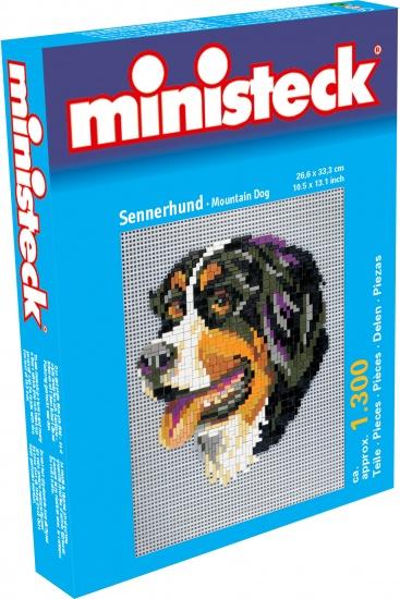 Ministeck Berner Sennen Hond 1300 delig