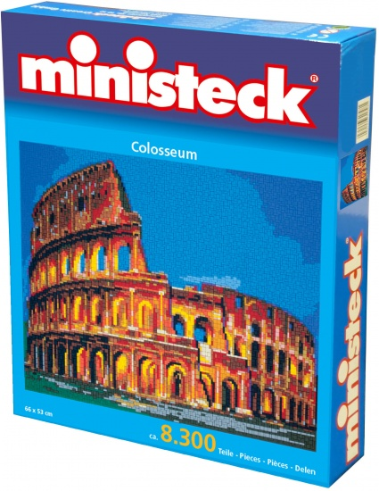 Ministeck Colosseum 8300 delig