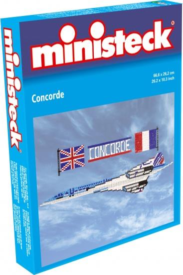 Ministeck Concorde 1400 delig