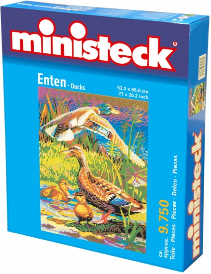 Ministeck eenden 9750 delig