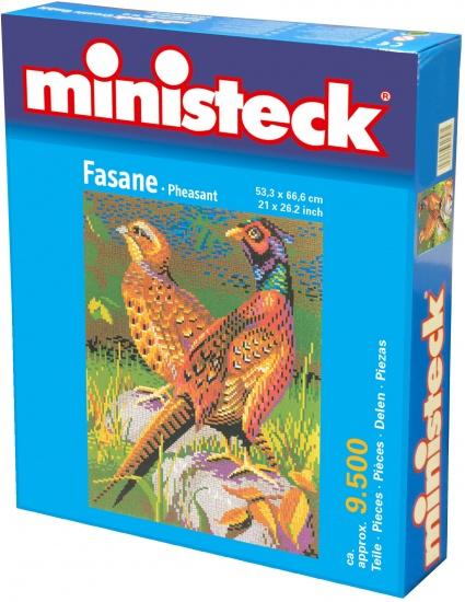 Ministeck fazanten 9500 delig