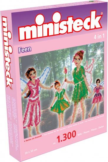 Ministeck feeën 4 in 1 1300 delig