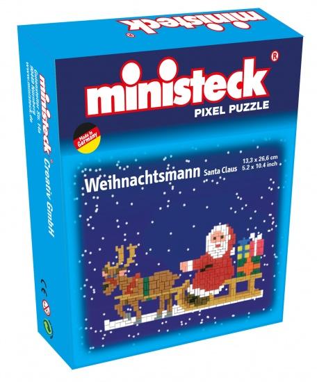 Ministeck kerstman