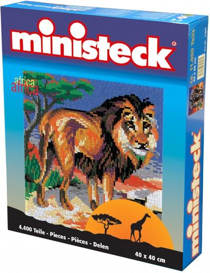 Ministeck leeuw 4400 delig