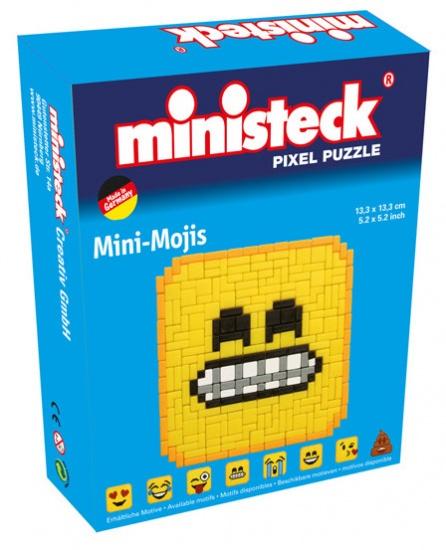 Ministeck mini moji grrr emoticon