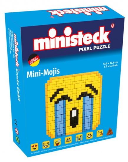 Ministeck mini moji weeping emoticon