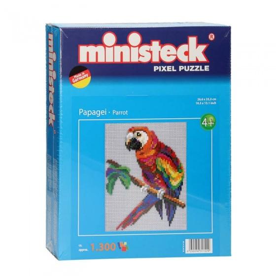 Ministeck papegaai 1300 delig