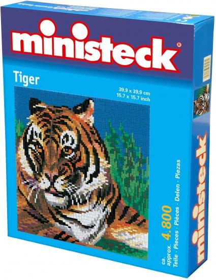 Ministeck tijger 4800 delig
