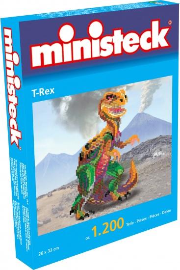Ministeck Tyrannosaurus rex 1200 delig