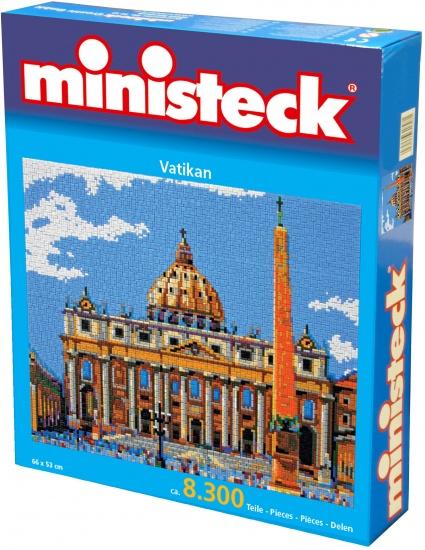 Ministeck Vaticaan 8300 delig