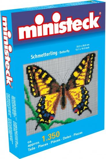 Ministeck Vlinder 1350 delig