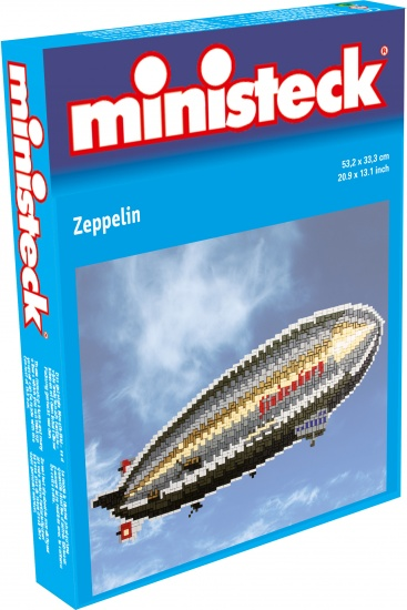 Ministeck zeppelin 1900 delig