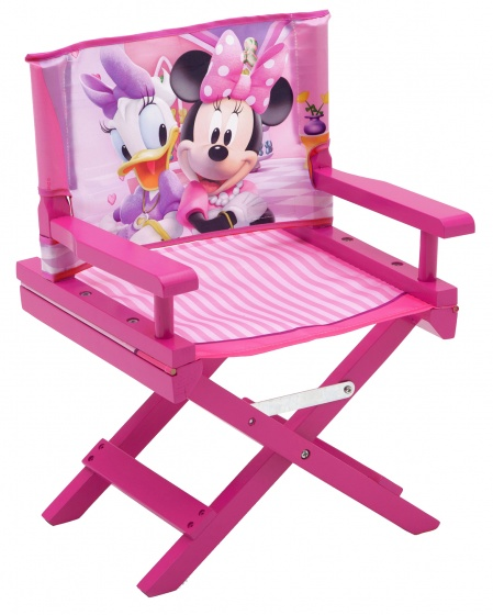 Disney Minnie Mouse kinderstoel 36 x 53 x 29 cm roze