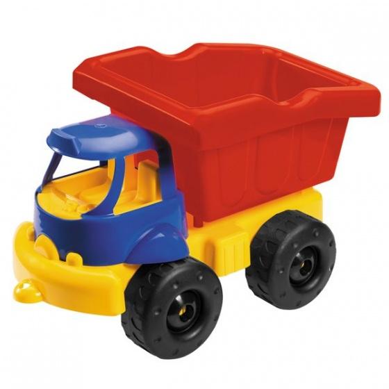 Mondo kiepwagen rood/geel 40 cm