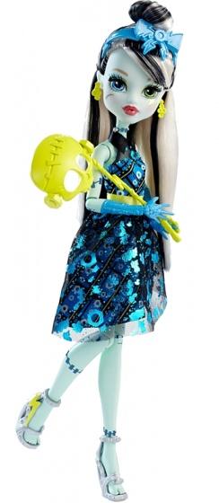 Monster High Frankie Stein tienerpop 33 cm