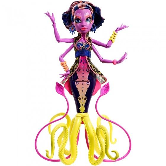 Monster High griezelpop Ghouls Kala Mer'ri 33 cm